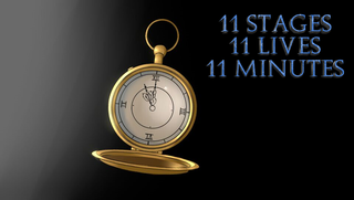 Spielen 11 Stages 11 Lives 11 Min