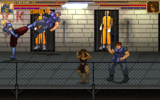 プレイ Just Beat Em Up FREE DEMO