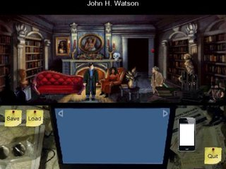 Jugar Sherlock - The Dark Arts