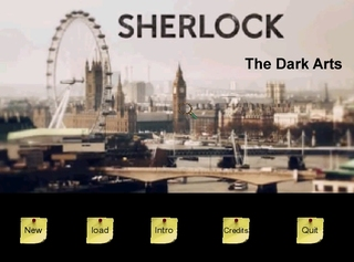 Sherlock - The Dark Arts