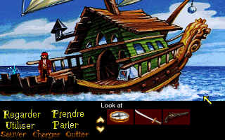 玩 Pirates of Monkey Island