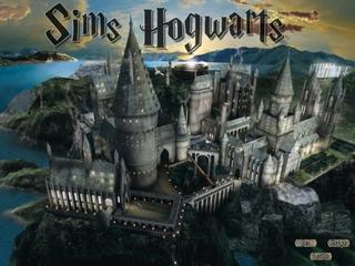 Sims Hogwarts