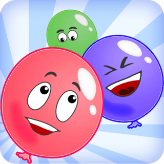 Spielen Tap Pop Balloon