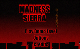 Play Madness: Sierra Nevada