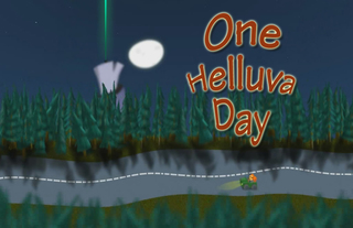 Играть One helluva day - Demo