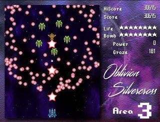 Oblivion Silvercross