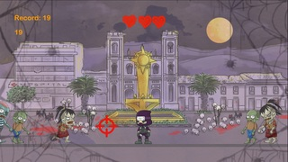 Suamox War Zombie