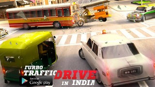 Играть TurboTrafficDrivingIndia
