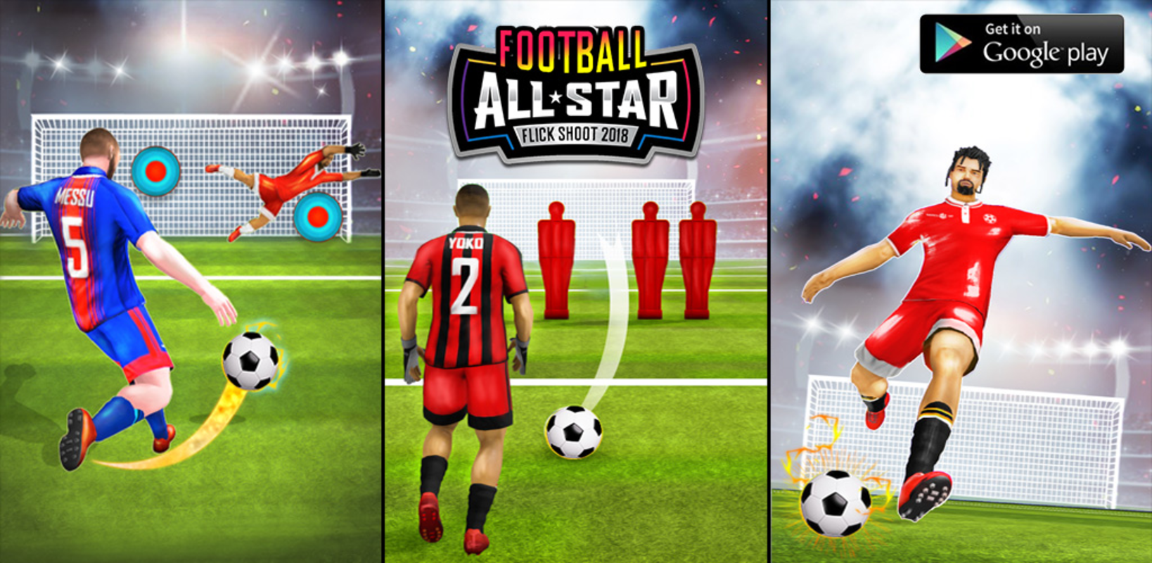 Play Football Strike All Star