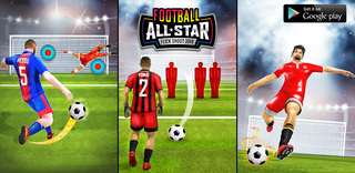 Грати Football Strike All Star