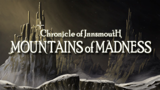 Mountains of Madness.