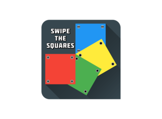 プレイ Swipe the Squares