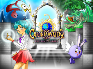 Spelen ChronoWatch TTS {ENGLISH}