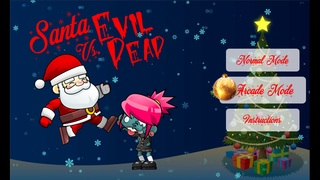 Play Santa vs Evil Dead Online