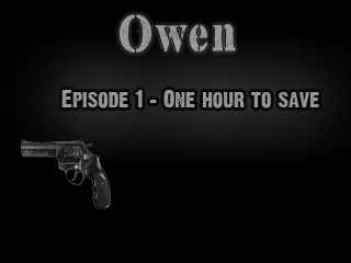 खेलें Owen - One hour to save