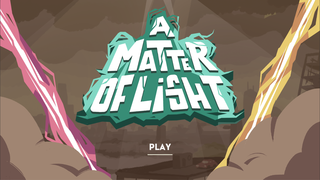 Spielen A Matter Of Light