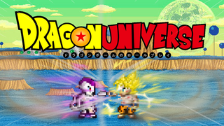 Играть Dragon Ball Universe