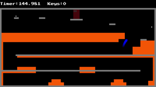 Play Minimalist Platformer