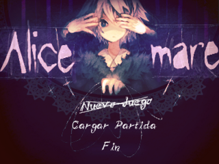 Bermain Alice Mare en Español