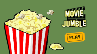 Играть Movie Jumble