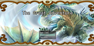 プレイ The Great Adventure