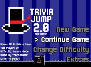 TSA Trivia Jump 2.0