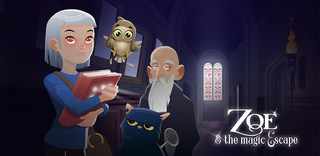بازی کنید Zoe and the Magic Escape