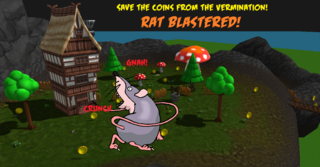 Gioca Rat Blastered