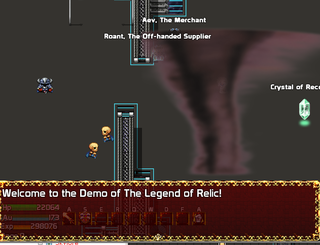 The Legend of Relic: Demo