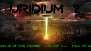 Spielen Uridium 2