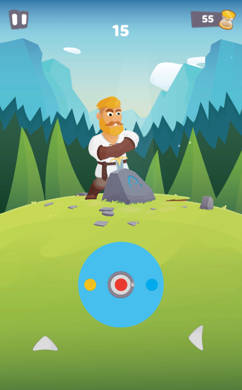 Play King Arthur: Magic Sword