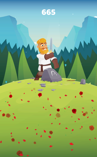King Arthur: Magic Sword
