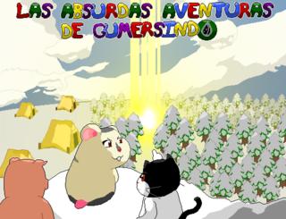 Spielen Las aventuras de Gume