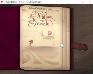 Play Le Ruban Ecarlate