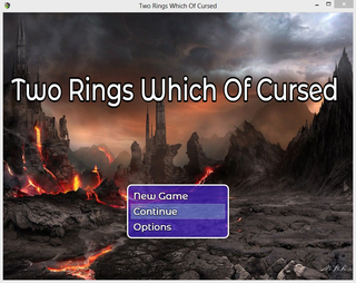 プレイ Two Rings Which Of Cursed