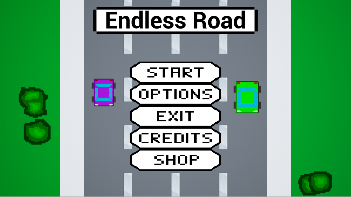 Play Endless Road