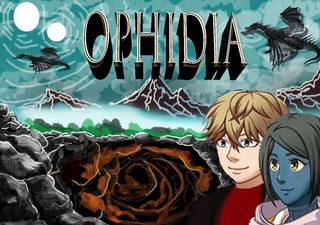 게임하기 Ophidia-Gamepad /Keyboard