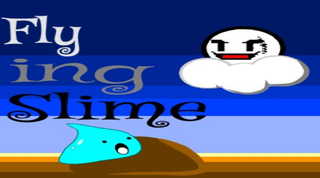 玩 Flying Slime(LDJAM43 ver)