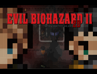 Jogar Evil Biohazard2D II