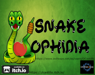 Play Snake Ophidia Online