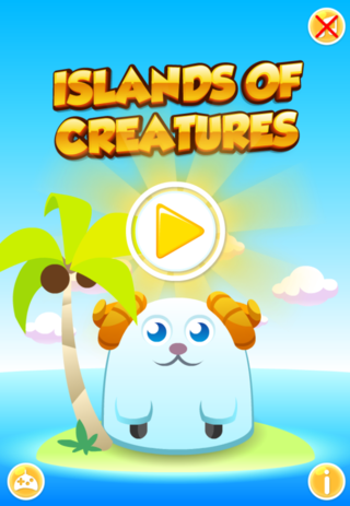 Islands of Creatures