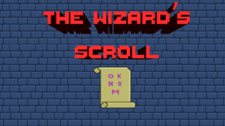 Mainkan The Wizard's Scroll