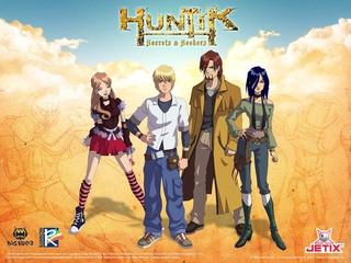 Mainkan Huntik:fan rpg game
