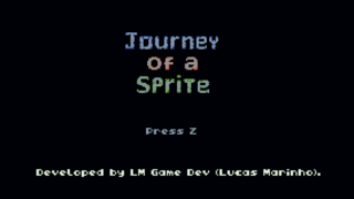 Bermain Journey of a Sprite