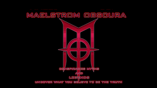Play Maelstrom Obscura: Case 1