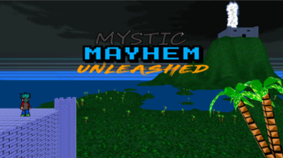 Bermain Mystic Mayhem Unleashed D