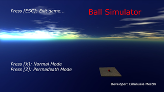 Ball Simulator