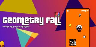 게임하기 Geometry Fall