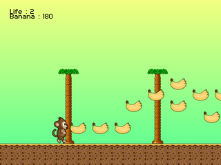 Play Monkey Run Online