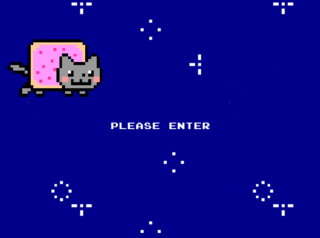 खेलें NyanCat Adventure